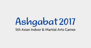 Ashgabat 2017 5th Asian Indoor and Martial Arts Games Video